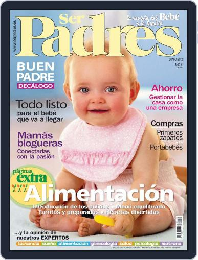 Ser Padres - España (Digital) May 13th, 2012 Issue Cover