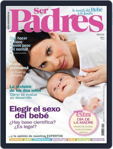 Ser Padres - España (Digital) April 15th, 2012 Issue Cover