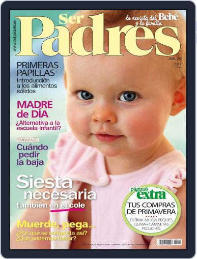 Ser Padres - España (Digital) March 18th, 2012 Issue Cover
