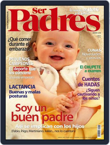Ser Padres - España (Digital) February 14th, 2012 Issue Cover