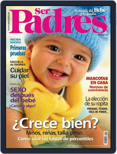 Ser Padres - España (Digital) January 15th, 2012 Issue Cover
