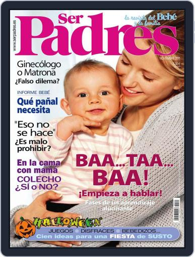 Ser Padres - España (Digital) October 12th, 2011 Issue Cover