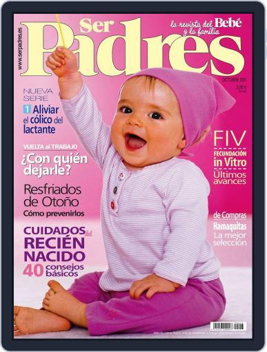 Ser Padres - España (Digital) September 13th, 2011 Issue Cover