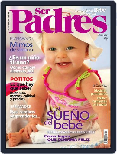 Ser Padres - España (Digital) July 13th, 2011 Issue Cover