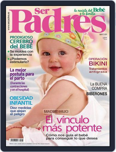 Ser Padres - España (Digital) April 13th, 2011 Issue Cover