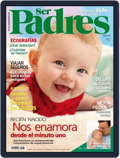 Ser Padres - España (Digital) March 23rd, 2011 Issue Cover