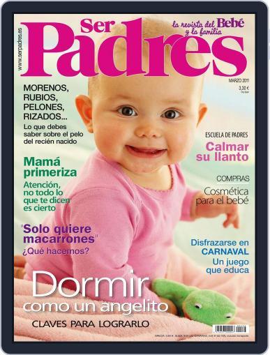 Ser Padres - España (Digital) February 15th, 2011 Issue Cover
