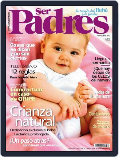 Ser Padres - España (Digital) October 19th, 2010 Issue Cover