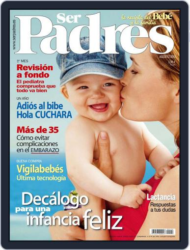Ser Padres - España (Digital) July 20th, 2010 Issue Cover