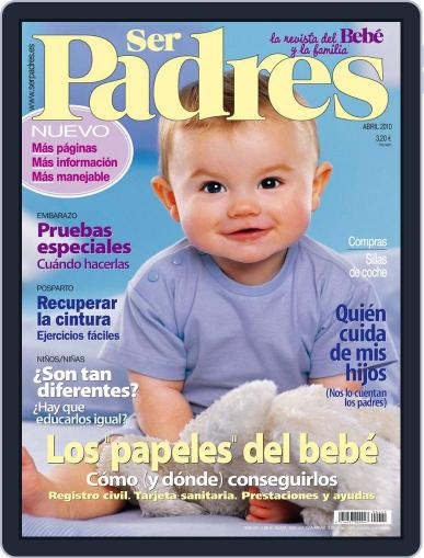 Ser Padres - España (Digital) March 23rd, 2010 Issue Cover