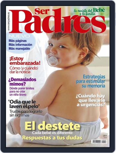 Ser Padres - España (Digital) January 13th, 2010 Issue Cover