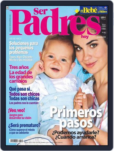 Ser Padres - España (Digital) November 6th, 2009 Issue Cover