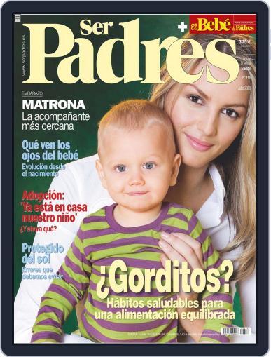 Ser Padres - España (Digital) June 16th, 2009 Issue Cover