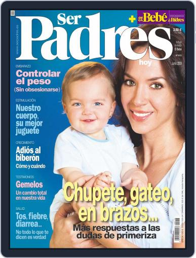 Ser Padres - España (Digital) May 14th, 2009 Issue Cover