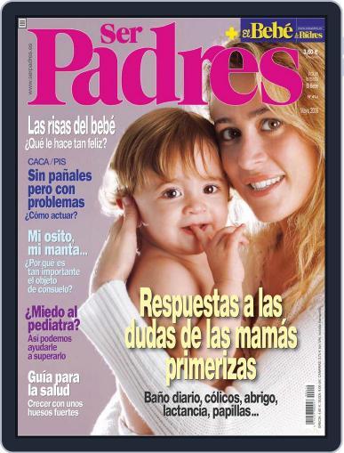 Ser Padres - España (Digital) April 8th, 2009 Issue Cover