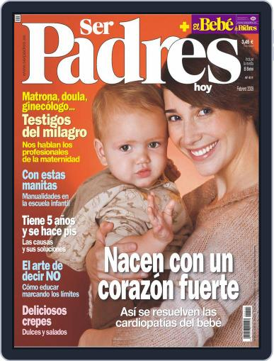 Ser Padres - España (Digital) January 14th, 2009 Issue Cover
