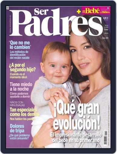Ser Padres - España (Digital) December 12th, 2008 Issue Cover