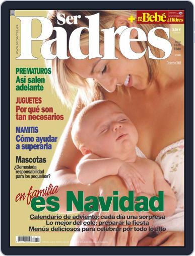 Ser Padres - España (Digital) November 13th, 2008 Issue Cover