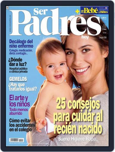 Ser Padres - España (Digital) October 1st, 2008 Issue Cover