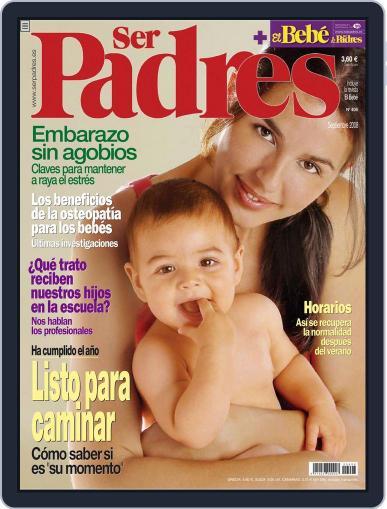 Ser Padres - España (Digital) August 18th, 2008 Issue Cover