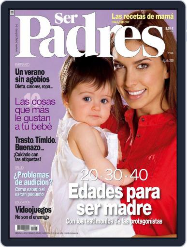 Ser Padres - España (Digital) July 16th, 2008 Issue Cover
