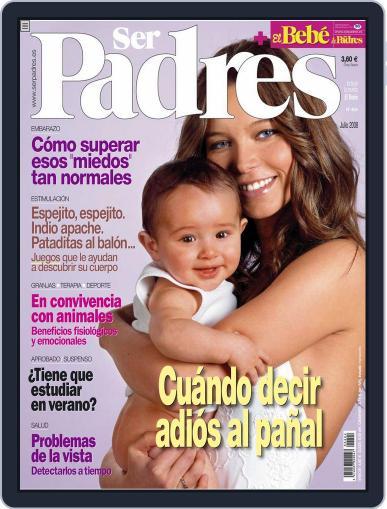 Ser Padres - España (Digital) June 13th, 2008 Issue Cover
