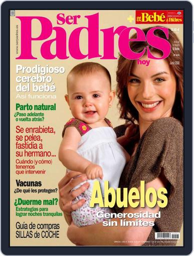 Ser Padres - España (Digital) May 14th, 2008 Issue Cover