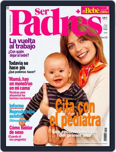 Ser Padres - España (Digital) March 14th, 2008 Issue Cover