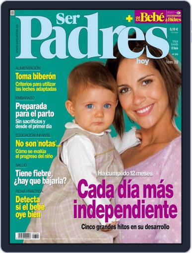 Ser Padres - España (Digital) January 24th, 2008 Issue Cover