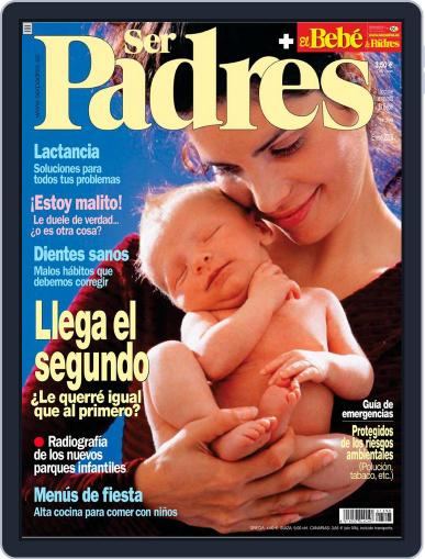 Ser Padres - España (Digital) December 13th, 2007 Issue Cover