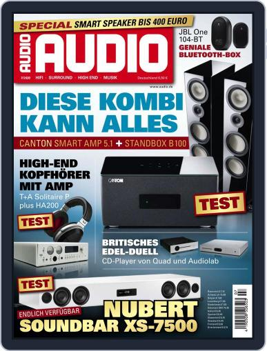 Audio Germany (Digital) July 1st, 2020 Issue Cover