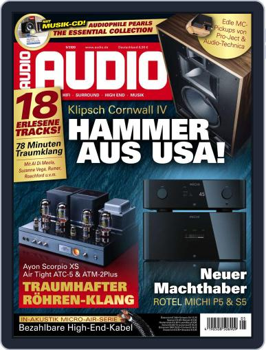 Audio Germany (Digital) May 1st, 2020 Issue Cover