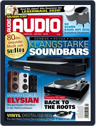 Audio Germany (Digital) April 1st, 2020 Issue Cover