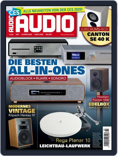Audio Germany (Digital) March 1st, 2020 Issue Cover