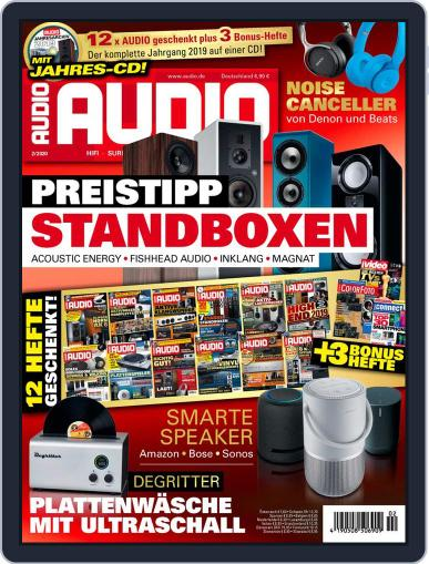 Audio Germany (Digital) February 1st, 2020 Issue Cover