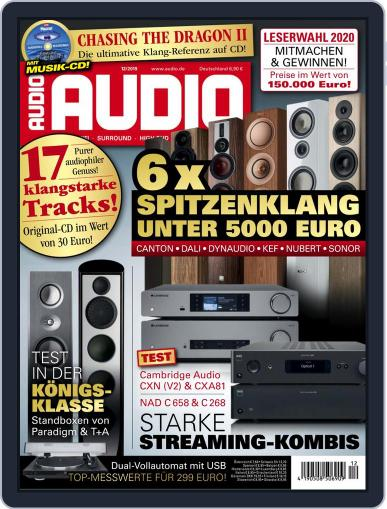 Audio Germany (Digital) December 1st, 2019 Issue Cover