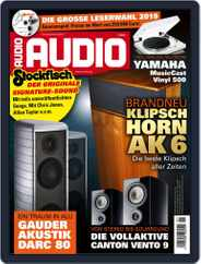 Audio Germany (Digital) Subscription January 1st, 2019 Issue
