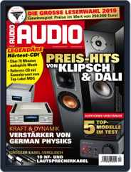 Audio Germany (Digital) Subscription December 1st, 2018 Issue
