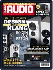 Audio Germany (Digital) Subscription August 1st, 2018 Issue