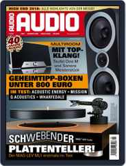 Audio Germany (Digital) Subscription July 1st, 2018 Issue