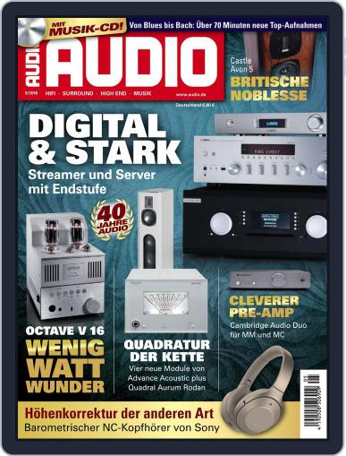 Audio Germany (Digital) May 1st, 2018 Issue Cover