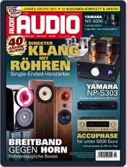 Audio Germany (Digital) Subscription February 1st, 2018 Issue