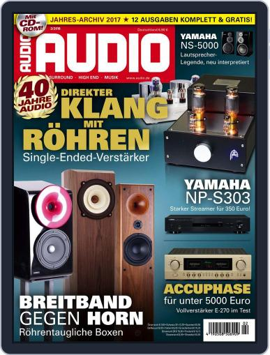 Audio Germany (Digital) February 1st, 2018 Issue Cover