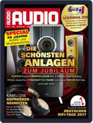 Audio Germany (Digital) Subscription January 1st, 2018 Issue