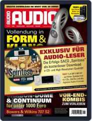 Audio Germany (Digital) Subscription November 1st, 2017 Issue
