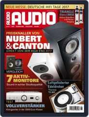 Audio Germany (Digital) Subscription August 1st, 2017 Issue