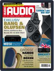 Audio Germany (Digital) Subscription April 1st, 2017 Issue