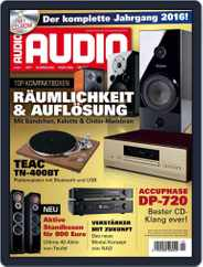 Audio Germany (Digital) Subscription February 1st, 2017 Issue