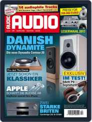 Audio Germany (Digital) Subscription December 1st, 2016 Issue