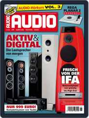 Audio Germany (Digital) Subscription October 8th, 2016 Issue